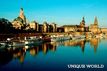 **Сказочный Дрезден