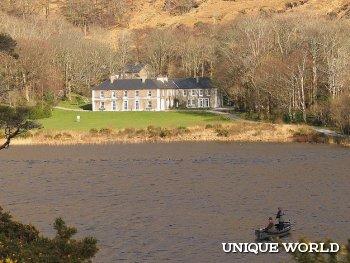 Сокровище Ирландии – отель Delphi Lodge