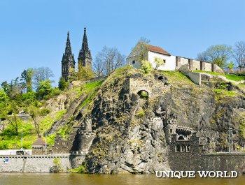Вышеград – исторический центр Праги