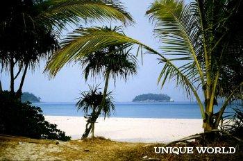 Пляж Ката в Таиланде