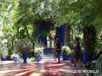 Дивный сад Мажорель