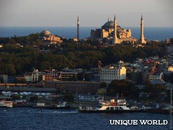 Собор Святой Софии - величайший памятник Византийской культуры