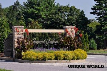 Сады Лонгвуда - архитектурно-садовое произведение искусства
