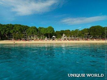 Sandy Lane - роскошный отель на Барбадосе