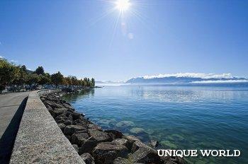 **Женевское озеро
