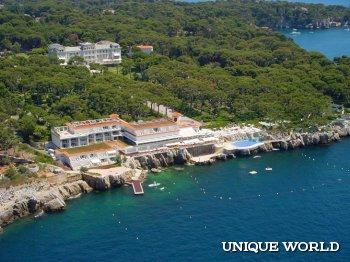 Отель du Cap Eden Roc