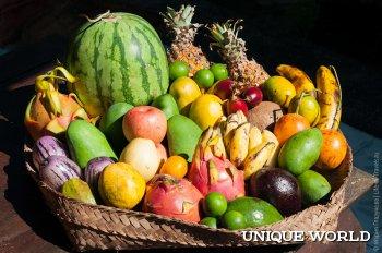 Фруктовый толковый словарь. Какие фрукты стоит попробовать в Таиланде?