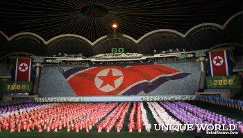 Северная Корея - здесь туризм не под запретом!
