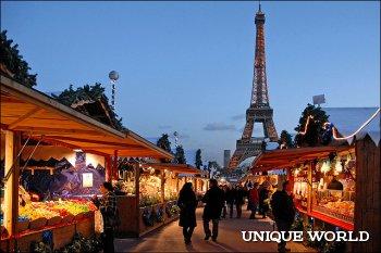 Париж - модное направление декабря