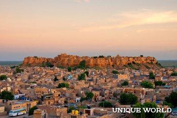 **Джайсалмер: один из красивейших индийских городов