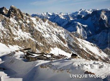Гармиш-Партенкирхен – рай для любителей зимнего активного отдыха