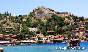Отдых в Турции для всей семьи